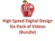 high-speed-digital-design-6-pack-of-videos-bundle-single-license