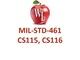 mil-std-461-cs115-cs116