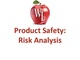 product-safety-risk-analysis