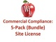 commercial-compliance-5-pack-of-videos-bundle-site-license