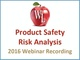 product-safety-risk-analysis-2016-webinar-recording