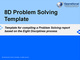 8d-problem-solving-project-template-course