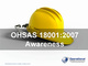 ohsas-18001-2007-awareness-training-course