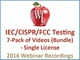 iec-cispr-fcc-testing-7-pack-of-videos-bundle-single-license-2016-webinar-recording