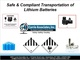 safe-and-compliant-multimodal-transportation-of-lithium-batteries-49-cfr-icao-iata-imdg-adr-2017