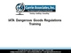 dangerous-goods-transportation-compliance-by-air-icao-iata-58th-edition-2017