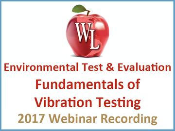 Environmental Test and Evaluation: Fundamentals of Vibration Testing [2017 Webinar Recording]