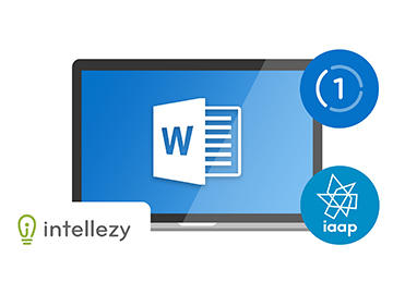 Word 2013 - Beginner Course