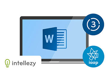 Word 2016 - Advanced Course