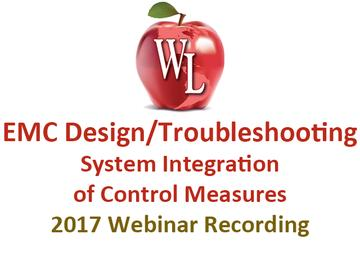 EMC Design/Troubleshooting: System Integration of Control Measures