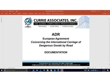 ADR Documentation