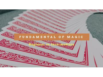 To Learn Magic Tricks from Begin