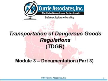 Module 3 - TDGR_Documentation 2018
