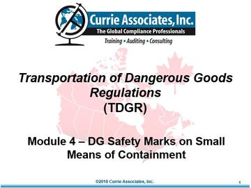 Module 4 - TDGR_Safety_Marks_Small 2018