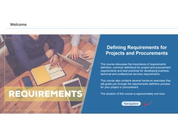Module 1 - Requirements: The Foundation of Success