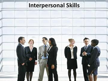 Intrerpersonal Skills