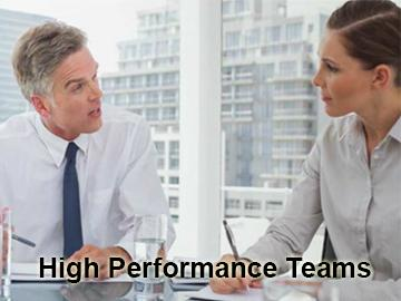 High Performance Teams: Inside the Company