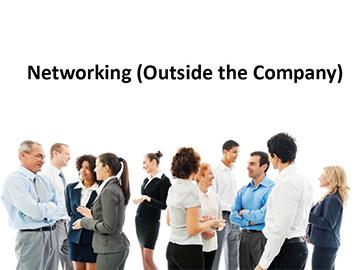 Networking: Outside the Company