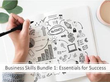 Business Skills Bundle 1: Essentials for Success