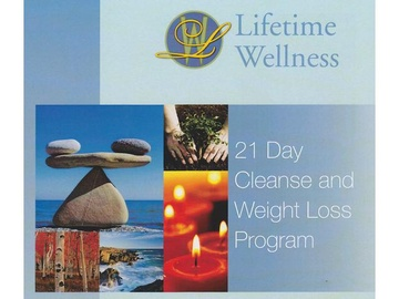 Lifetime Wellness 21 Day Cleanse Program