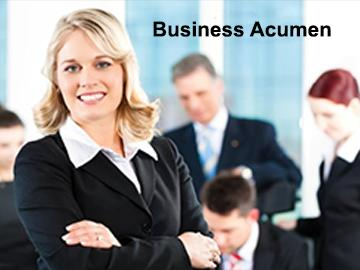 Business Acumen Course