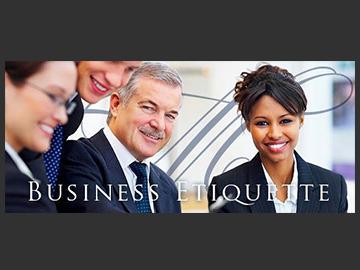 Business Etiquette Course