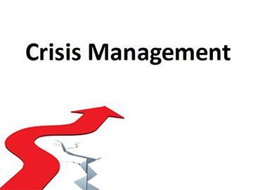 Crisis Management Course