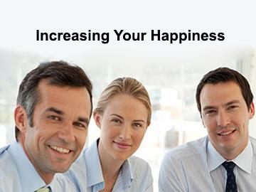 Increasing Your Happiness Course