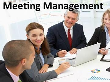 Meeting Management Course