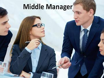 Middle Manager Course