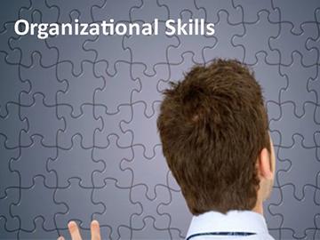 Organizational Skills Course