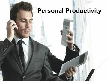 Personal Productivity Course