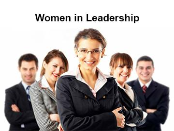 Women in Leadership Course