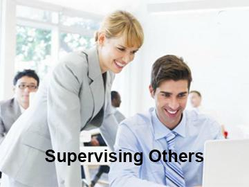 Supervising Others Course