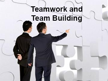 Teamwork and Team Building Course