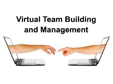 Virtual Team Building and Management Course