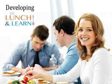 Developing a Lunch and Learn