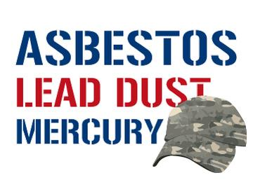 Asbestos, Lead Based Paint, Lead Dust, and Used Fluorescent Bulbs