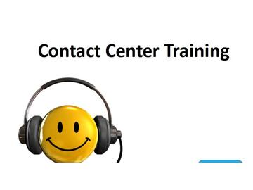 Contact Center Training (Course)