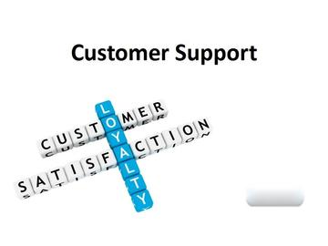 Customer Support (Course)