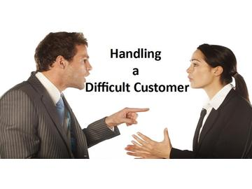 Handling a Difficult Customer (Course)