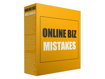 Online Biz Mistakes Course