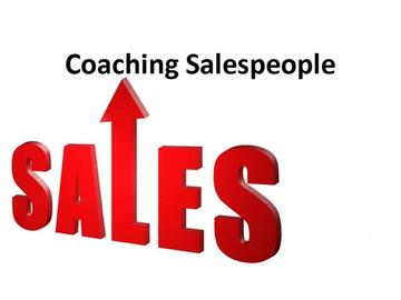 Coaching Salespeople (Course)