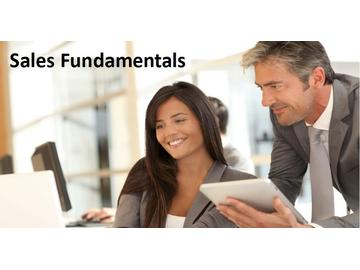 Sales Fundamentals (Course)
