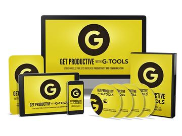 Get Productive With G-tools (Course)