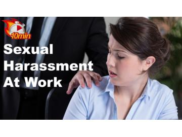 Sexual Harassment at Work Course