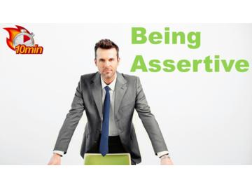 Being Assertive Course