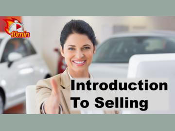 Introduction to Selling Course