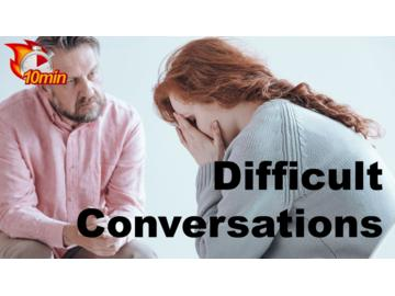 Difficult Conversations Course