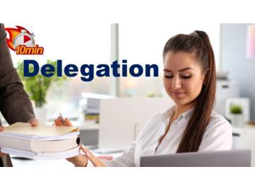 Delegation Course